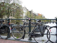 Amsteram cycle hire - the Netherlands